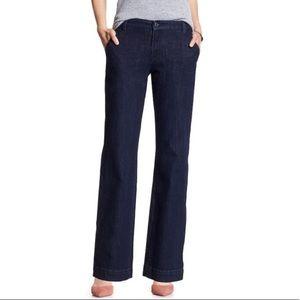 Banana Republic trouser jeans NWT • 26